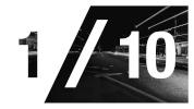 1 z 10 řidičů zastaví u dopravní nehody