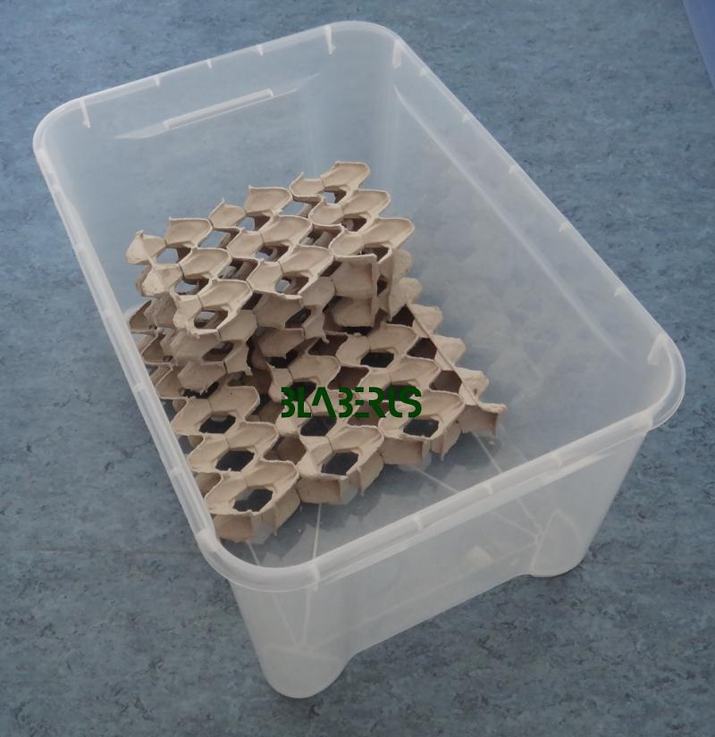 Ukázka nadstavbového modulu v bedně