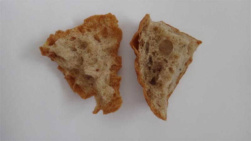 Konec pokusu s chlebem mokrý milují víc